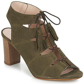 Pantofi Femei Sandale  Betty London EVENE Kaki