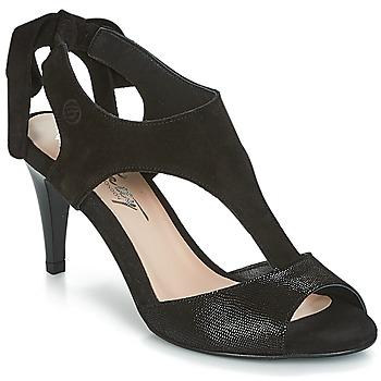 Pantofi Femei Sandale  Betty London INILAVE Negru