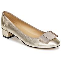 Pantofi Femei Balerin și Balerini cu curea Betty London HENIA Auriu