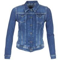 Îmbracaminte Femei Jachete Denim Pepe jeans THRIFT Albastru / Medium