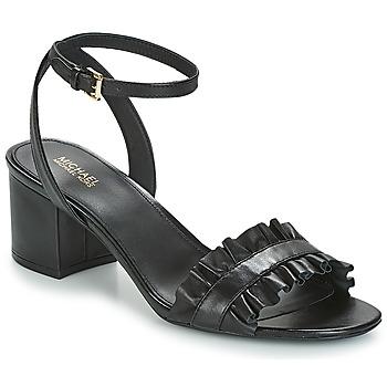 Încăltăminte Femei Sandale și Sandale cu talpă  joasă MICHAEL Michael Kors BELLA FLEX MID Negru