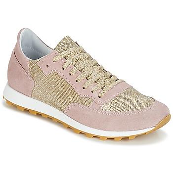 Încăltăminte Femei Pantofi sport Casual Yurban ICROUTA Roz / Auriu