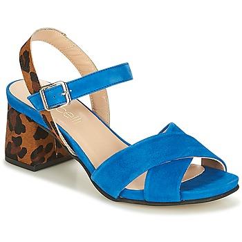 Pantofi Femei Sandale și Sandale cu talpă  joasă Fericelli IMOLGA Albastru