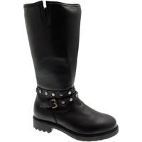Pantofi Femei Cizme casual Calzaturificio Loren LOC3748ne nero