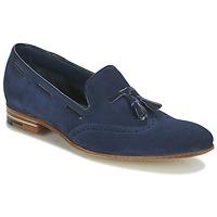 Pantofi Bărbați Mocasini Barker RAY Bleumarin