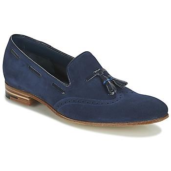 Pantofi Bărbați Mocasini Barker RAY Albastru