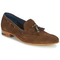 Pantofi Bărbați Mocasini Barker RAY Maro