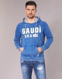 Îmbracaminte Bărbați Hanorace  Gaudi LEFEMO Bleumarin