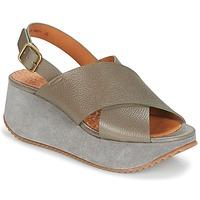 Pantofi Femei Sandale și Sandale cu talpă  joasă Chie Mihara DOUGAN Gri