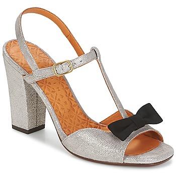 Pantofi Femei Sandale și Sandale cu talpă  joasă Chie Mihara BRAILE Gri