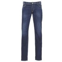 Îmbracaminte Bărbați Jeans slim Le Temps des Cerises LOURITA Albastru / Brut
