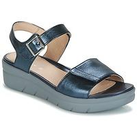 Încăltăminte Femei Sandale și Sandale cu talpă  joasă Stonefly AQUA III Albastru