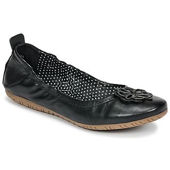 Încăltăminte Femei Sandale și Sandale cu talpă  joasă Kickers ROMMY Negru