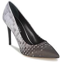 Pantofi Femei Pantofi cu toc Strategia BALSORANO Negru / Gri