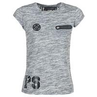 Îmbracaminte Femei Tricouri mânecă scurtă Philipp Plein Sport SITTIN OVER HERE Gri