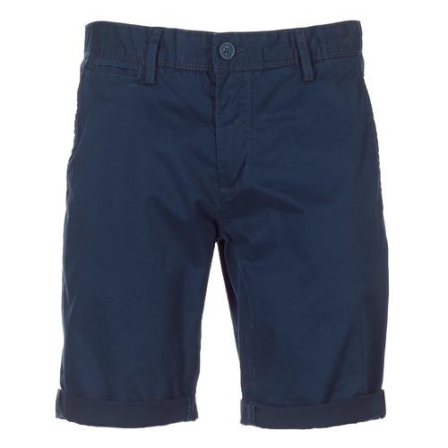 Îmbracaminte Bărbați Pantaloni scurti și Bermuda Teddy Smith SHORT CHINO Bleumarin