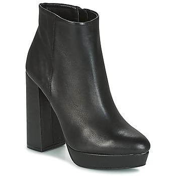 Pantofi Femei Botine Buffalo  Negru