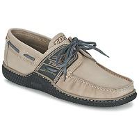 Încăltăminte Bărbați Pantofi barcă TBS GLOBEK Bej