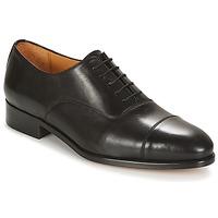 Pantofi Bărbați Pantofi Oxford Brett & Sons FENOZEO Negru