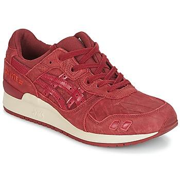 Încăltăminte Bărbați Pantofi sport Casual Asics GEL-LYTE III Roșu-bordeaux