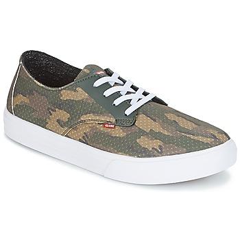 Încăltăminte Bărbați Pantofi de skate Globe Motley LYT Verde
