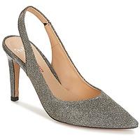 Pantofi Femei Sandale și Sandale cu talpă  joasă Perlato POLADINN Argintiu