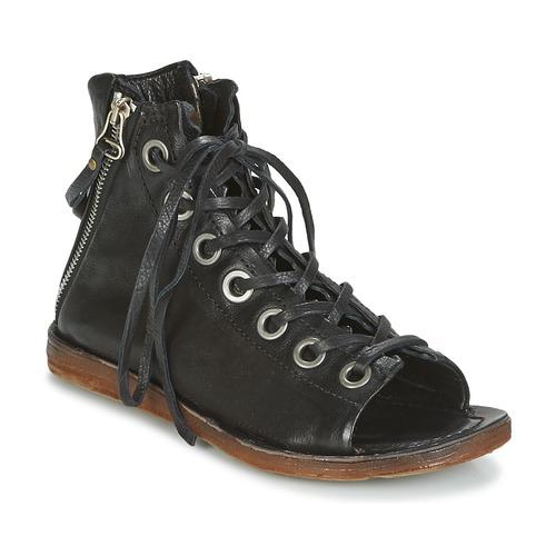 Pantofi Femei Sandale  Airstep / A.S.98 RAMOS Negru