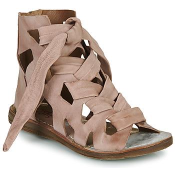 Pantofi Femei Sandale și Sandale cu talpă  joasă Airstep / A.S.98 RAMOS Roz
