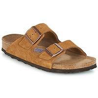 Pantofi Femei Papuci de vară Birkenstock ARIZONA SFB Maro