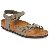 Încăltăminte Femei Sandale și Sandale cu talpă  joasă Birkenstock BALI Gri