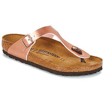 Pantofi Femei  Flip-Flops Birkenstock GIZEH Roz