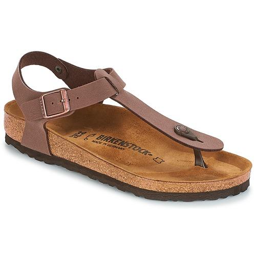 Pantofi Femei Sandale și Sandale cu talpă  joasă Birkenstock KAIRO Maro