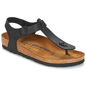Pantofi Femei Sandale și Sandale cu talpă  joasă Birkenstock KAIRO Negru