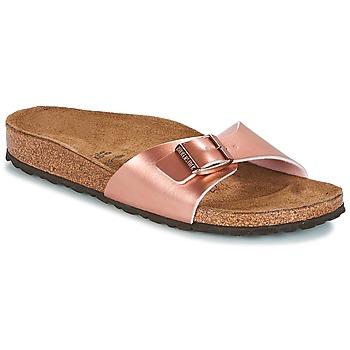 Pantofi Femei Papuci de vară Birkenstock MADRID Roz