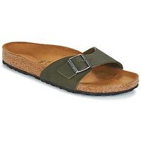 Pantofi Bărbați Papuci de vară Birkenstock MADRID Verde
