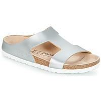 Pantofi Femei Papuci de vară Papillio CHARLIZE Argintiu