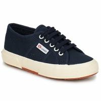 Pantofi Copii Pantofi sport Casual Superga 2750 J COT CLASSIC Albastru