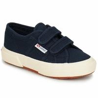 Pantofi Copii Pantofi sport Casual Superga 2750 STRAP Bleumarin