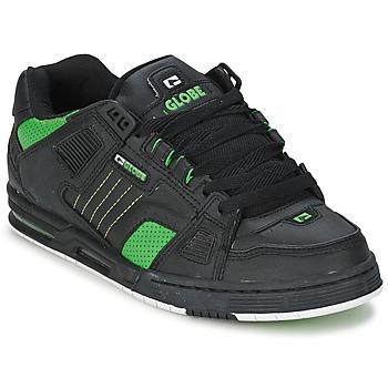 Pantofi Bărbați Pantofi sport Casual Globe SABRE Negru / Verde
