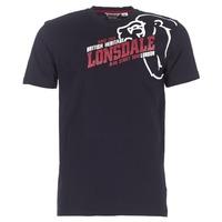 Îmbracaminte Bărbați Tricouri mânecă scurtă Lonsdale WALKLEY Negru
