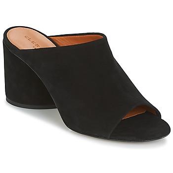 Pantofi Femei Papuci de vară Robert Clergerie OUTERKOLA Negru