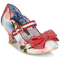 Încăltăminte Femei Pantofi cu toc Irregular Choice BALMY NIGHTS Alb / Roșu