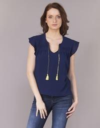 Îmbracaminte Femei Topuri și Bluze Betty London INNATIMBA Bleumarin