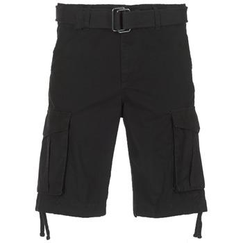 Îmbracaminte Bărbați Pantaloni scurti și Bermuda Jack & Jones JJIANAKIN Negru