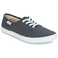 Încăltăminte Pantofi sport Casual Victoria INGLESA LONA Antracit