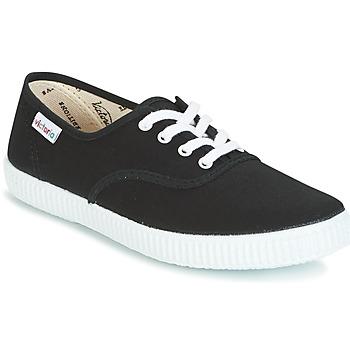 Încăltăminte Pantofi sport Casual Victoria INGLESA LONA Negru