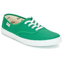 Încăltăminte Pantofi sport Casual Victoria INGLESA LONA Verde