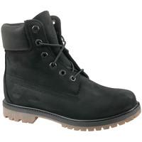 Pantofi Femei Drumetie și trekking Timberland 6 In Premium Boot W Noir