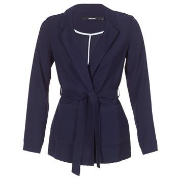 Îmbracaminte Femei Sacouri și Blazere Vero Moda VMELKE Albastru
