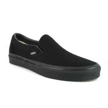Încăltăminte Pantofi Slip on Vans CLASSIC SLIP ON Black / Black